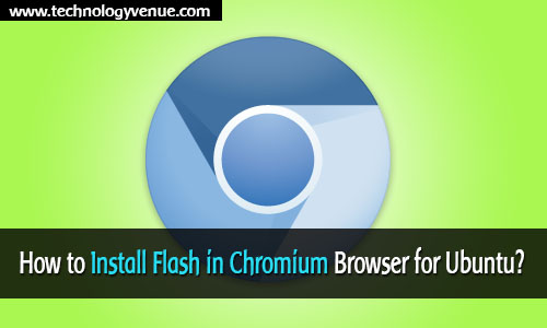 Install Flash in Chromium