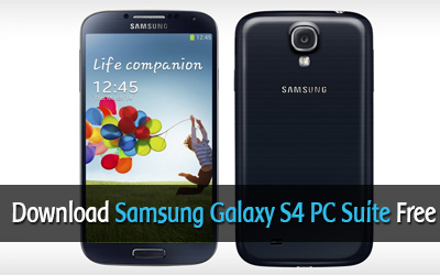 Samsung Galaxy S4 PC Suite