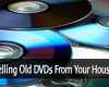 Selling Old DVD's to Make Some Space in Your House