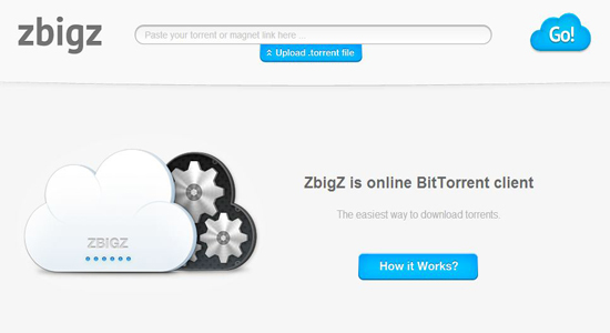 Download Torrents With ZbigZ