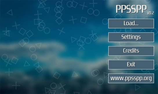 PPSSPP Emulator PSP games on android
