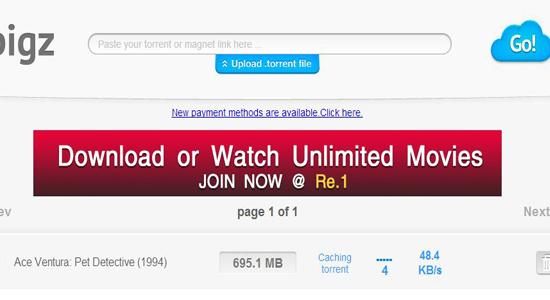 Download Torrents with ZbigZ IDM