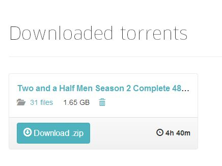 Download Torrents With Boxopus Using IDM